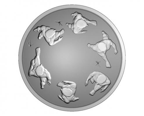 Royal Mint Art Medal